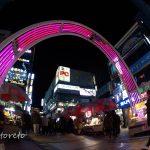 韓国・釜山10【女一人旅】BIFF広場でホットク食べ歩き…というか食べ比べ(2016年冬)