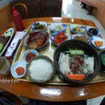 韓国・釜山17【女一人旅】おすすめグルメ!こんなにたっぷり?シジミスープが美味しいお店@ソムジンガン(2016年冬)