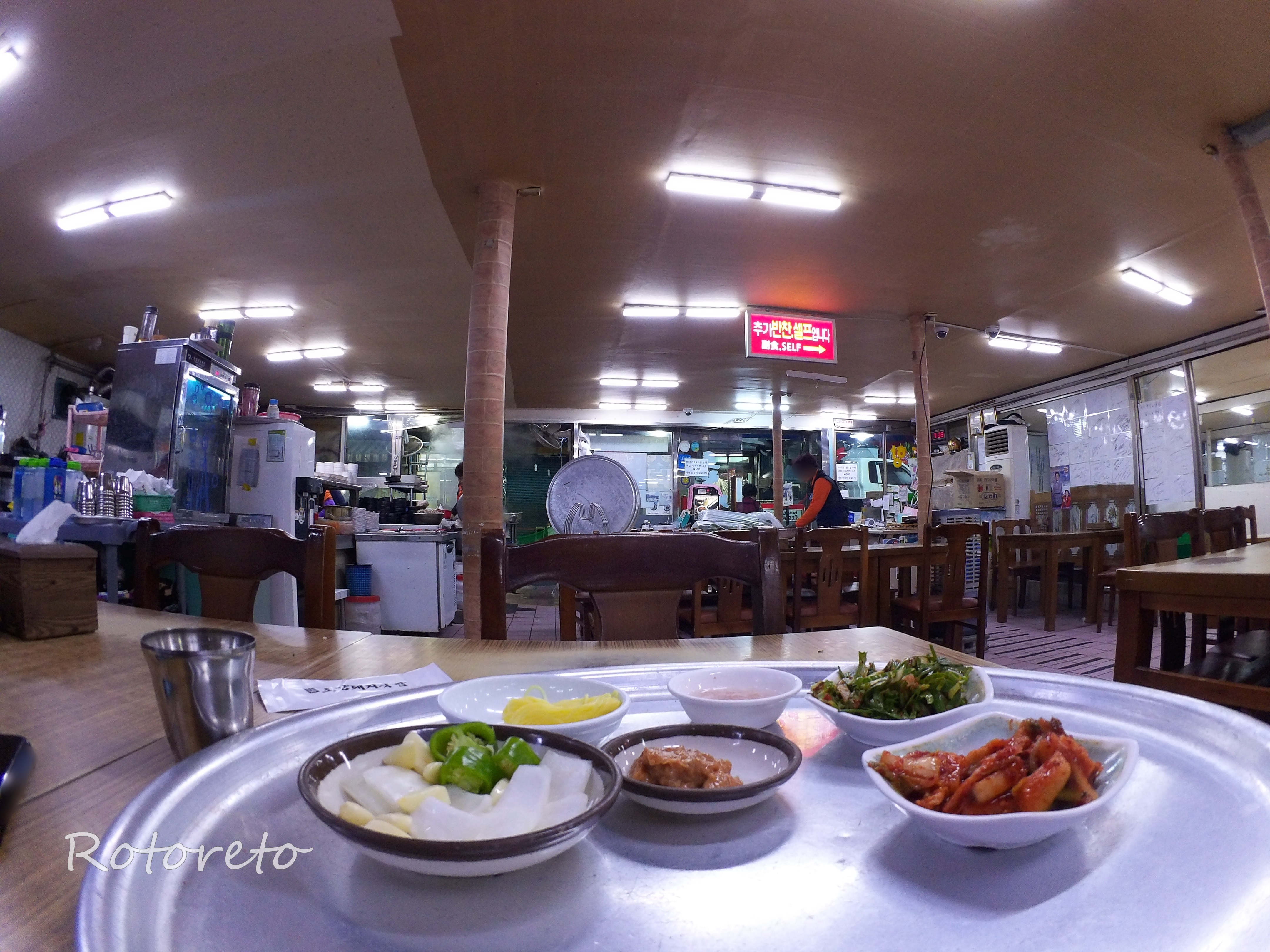 韓国・釜山[終]【女一人旅】西面(ソミョン)のテジクッパ通りで初スンデクッパ!これに