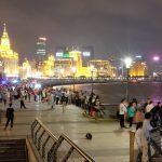 【中国・上海】外灘(ワイタン)の夜景を見に行ったの巻。