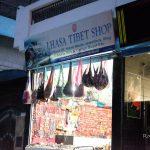 【インド・リシケシ旅記録30】お土産にピッタリ!チベットアクセサリーのお店(2017年冬)