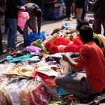 【インド・デリー旅記録38】サロジニナガルマーケット(Sarojini Nagar Market)に行って来た。(2017年冬)