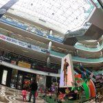 """【インド・デリー旅記録37】超キレイ!大型ショッピングモール""""DLFモール""""に行って来た。(2017年冬)"""