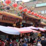 【台湾旅記録11/女一人旅】台北で朝ごはん!雙連朝市と世紀豆漿大王で食べ歩き(2017年4月)