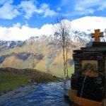 【ジョージア(グルジア)・カズベキ】絶景を求めてトビリシからカズベキ山へ2