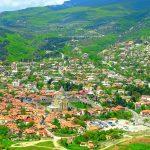 【ジョージア(グルジア)・ムツヘタ】世界遺産の歴史的建造物が並ぶ小さな町