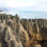 【ニュージーランド・ウエストコースト】パンケーキロック(Pancake Rocks)で自然の不思議を感じる