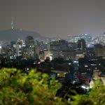 【韓国・ソウル旅記録9】カップルだらけだけど、夜景を見るなら駱山公園(ナクサンコンウォン)がおすすめ(2017年7月)