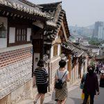 【韓国・ソウル旅記録13】北村韓屋(プクチョンハノク)マウルで歴史を感じたかったけど…(2017年7月)