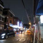 【韓国・ソウル旅記録16】ここって韓国だよね?外国人が集まる夜の解放村(ヘバンチョン)(2017年7月)
