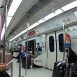 【韓国・ソウル旅記録2】空港鉄道(A'REX)で仁川国際空港からソウル市内へ移動(2017年7月)