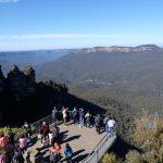 【オーストラリア・シドニー旅記録8】ブルーマウンテンズに行ってきた!(女一人旅)