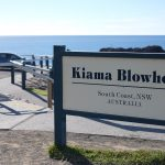 【オーストラリア・シドニー旅記録14】ブローホールを見に行こう!Kiama(カイアマ)への行き方。(女一人旅)