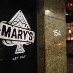 """【オーストラリア・シドニー旅記録12】おすすめハンバーガーショップ""""Mary's""""の雰囲気って…(女一人旅)"""