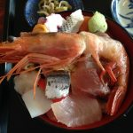 """【千葉】美味しい!ボリューム満点!海鮮丼のお店""""食事処よかった""""(2017年9月)"""