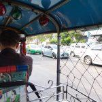 【タイ・バンコク12】バックパッカーの聖地?カオサン通りへの行き方(2017年11月)