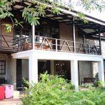 【タイ・アユタヤ5】のびのびした雰囲気が心地良い!格安ゲストハウスのニワスアユタヤに宿泊(2017年11月)