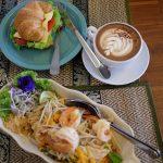 【タイ・アユタヤ8】おススメカフェ!Coffee Old Cityで朝からタイ料理(2017年11月)