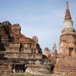 【タイ・アユタヤ7】世界遺産のアユタヤ遺跡巡り(2017年11月)