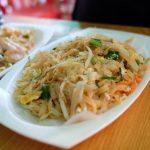 【タイ・バンコク15】やっぱ安いって最高!カオサンロードの屋台でパッタイを食す(2017年11月)