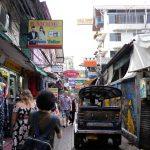 【タイ・バンコク14】気をつけて!カオサンにあるぼったくりお土産店(2017年11月)