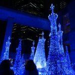 【東京】都内のイルミネーションスポット!カレッタ汐留はやっぱり凄すぎる