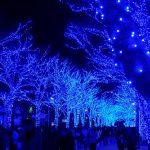 【東京】都内のイルミネーションスポット!渋谷の青の洞窟に行ってきた