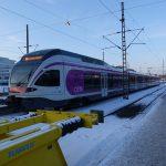 【フィンランド・ヘルシンキ / 女一人旅】ヴァンター国際空港から市内へ電車移動(2018年2月)