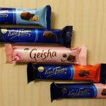 【フィンランド・ヘルシンキ / 女一人旅】スーパーで買えるFazerのチョコレート(2018年2月)