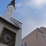 【エストニア・タリン/ 女一人旅】真冬の旧市街観光 その2(2018年2月)