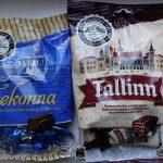 """【エストニア・タリン/ 女一人旅】スーパーで買えるチョコレート""""Kalev""""と""""Kofuke""""(2018年2月)"""