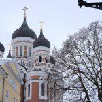 【エストニア・タリン/ 女一人旅】真冬の旧市街観光 その3(2018年2月)