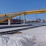 【リトアニア/ 女一人旅】シャウレイ→ヴィリニュス、電車で快適移動(2018年2月)