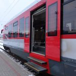 【リトアニア/ 女一人旅】ヴィリニュス中央駅から電車でヴィリニュス国際空港へ(2018年2月)