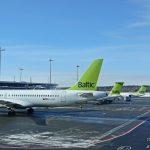 【リトアニア・ヴィリニュス/ 女一人旅】初めてのairBaltic!リガ経由でヘルシンキへ(2018年2月)