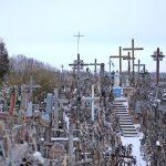 【リトアニア・シャウレイ/ 女一人旅】世界遺産の十字架の丘を訪れたの巻(2018年2月)