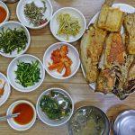 【韓国・釜山】追伸。そろそろ君もチャガルチ市場で焼き魚を食べるように。(2018年4月)