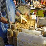 【韓国・釜山】今ホットクを食べないでいつ食べます?業務命令、BIFF広場に集合(2018年4月)