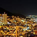 【韓国・釜山】絶景!甘川洞文化村の夜景は絶対見に行くべし!(2018年8月)