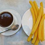 【スペイン・マドリード(女一人旅)】チョコレート好きは朝からチュロスを食べに行くのだ。(2019年2月)