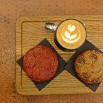 """【スペイン・マドリード(女一人旅)】しっとりクッキーが美味しい!地元民に人気のカフェ""""Waycup Specialty Coffee""""(2019年2月)"""