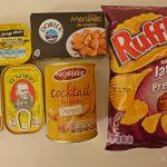 【ポルトガル(女一人旅)】お土産にいいかも!スーパーマーケットで気になったものを買ってみた~その1~(2019年2月)