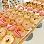 """【ポルトガル・リスボン(女一人旅)】お昼には売り切れるドーナツ?!見た目はかわいいけど食べ応え十分な""""Crush Doughnuts""""(2019年2月)"""