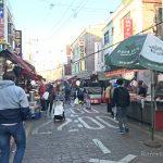 【韓国・ソウル(女一人旅)】ここは中国?大林(デリム)中央市場で食べ歩きがしたかったのに…(2019年10月)