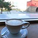 【台湾・台北(女一人旅)】北門を眺めながらのんびりできる癒し系カフェ・Mountain Kids Coffee Roaster(2019年11月)