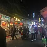 【台湾・台北(女一人旅)】グルメからファッションまで!師大(シーダー)夜市で食べ歩き!(2019年11月)
