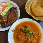 【アルゼンチン・プルママルカ】初体験!リャマのお肉ってどんな味?(2020年1月)