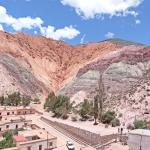 【アルゼンチン・プルママルカ】村内にある展望台へ行ってみたら〇〇だった(2020年1月)