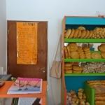 【アルゼンチン・プルママルカ】村内で一軒だけ?看板なしのこじんまりしたパン屋に潜入(2020年1月)