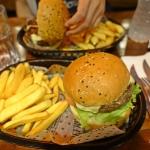 【アルゼンチン・ブエノスアイレス】肉厚ジューシー!ちょっとオシャレなハンバーガーショップ「Be Frika」(2020年1月)